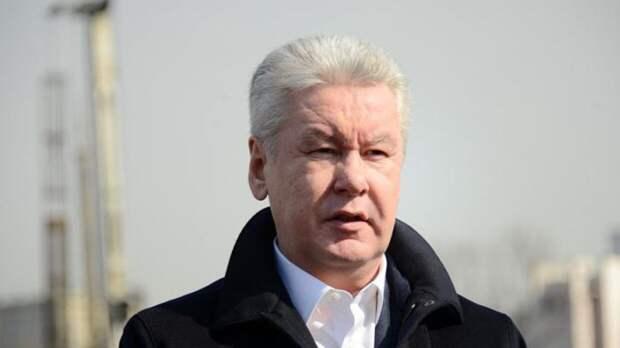 Собянин рассказал о планах по благоустройству Ленинского проспекта