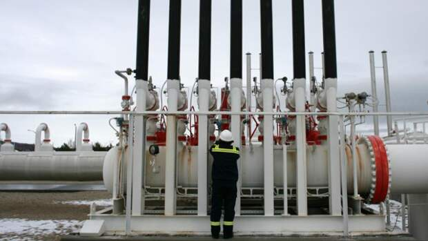 Поставки «Газпрома» вТурцию упали доминимума за15 лет