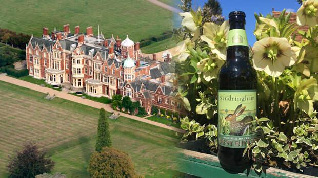 Во дворце Елизаветы II начали варить пиво