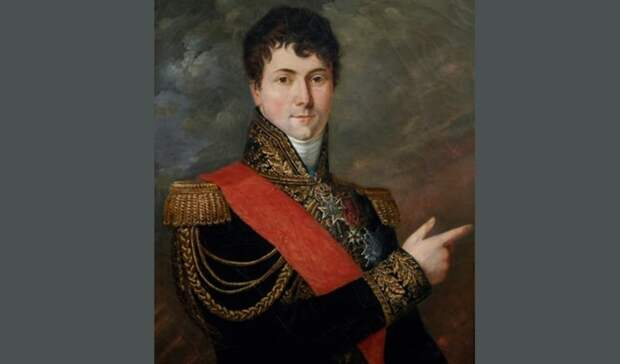 Россия передала Франции найденные останки наполеоновского генерала Шарля Гюдена