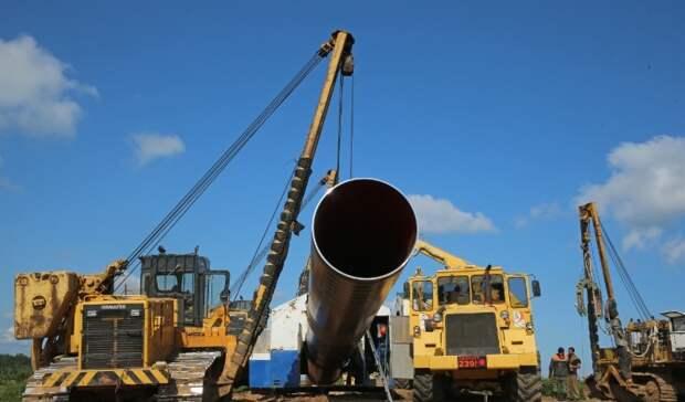 Еще полгода будут разрабатывать ТЭО газопровода вКитай через Монголию