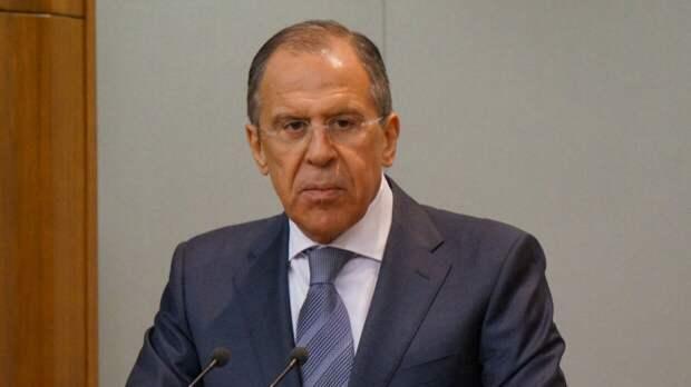 Лавров заявил, что Россия не оставит выпады Запада без ответа