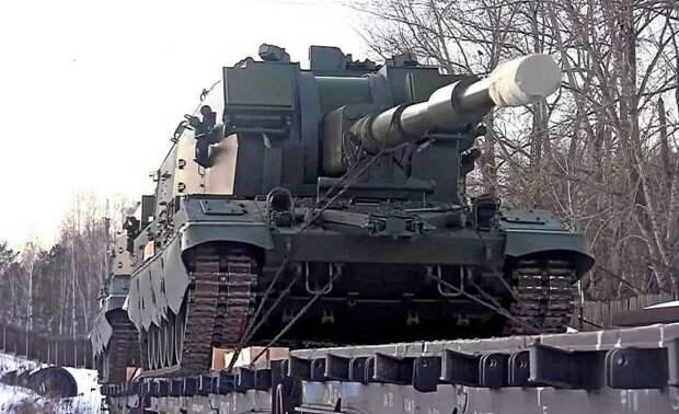 Берлин и Лондон прокомментировали концентрацию российских войск на украинской границе