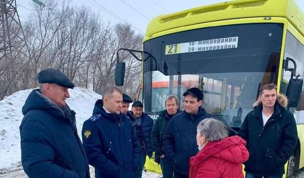 Предприятие «Оренбургские пассажирские перевозки» задолжало работникам 4млн рублей