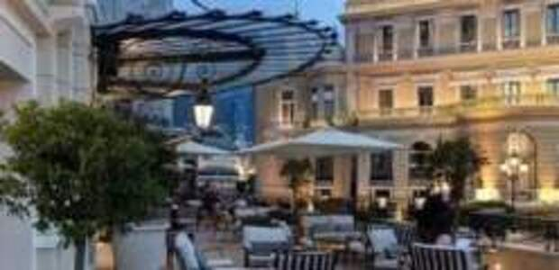 Бар в отеле Hotel de Paris Monte-Carlo признан лучшим в Европе