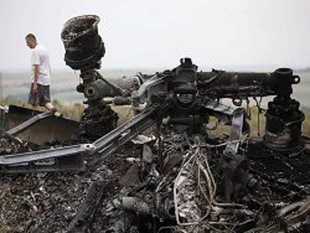 Новость на Newsland: Украинцы сбили лайнер по пьяни?