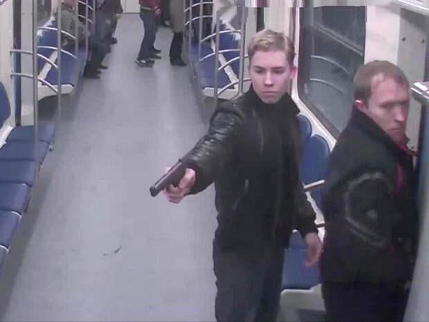 Иван Котт. Про избиение в метро и почему на Руси «перевелись мужики»