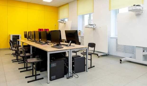 Учебный корпус на 400 мест построят для школы в Тропарево-Никулине