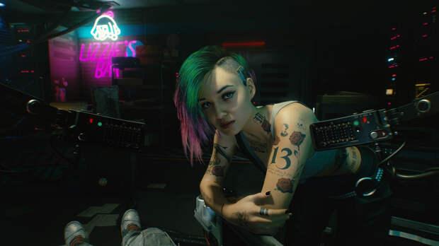 Подборка новостей про Cyberpunk 2077