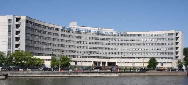 Как в Москве хотят реновировать общежитие Академии водного транспорта