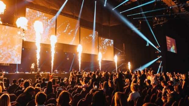Зрителей премии «Муз-ТВ» ожидает шоу дронов и технологический перфоманс