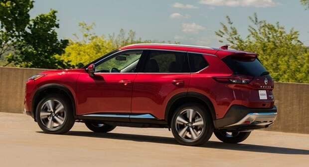 Nissan объявил об очередном отзыве Nissan X-Trail третьего поколения