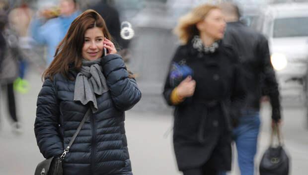 «Желтый» уровень опасности погоды продлили в Московском регионе из‑за ветра