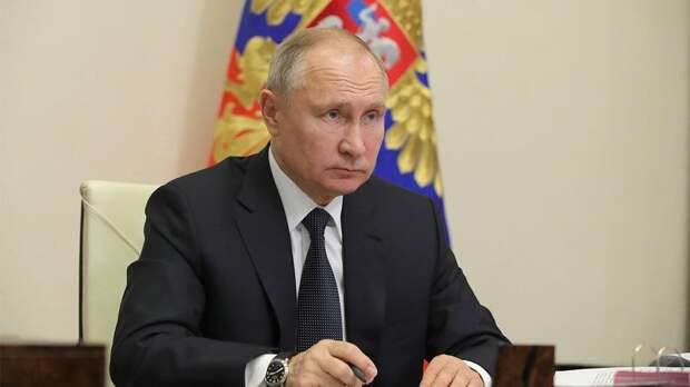 Путин выразил соболезнования в связи со смертью космонавта Шаталова