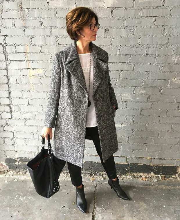 Весеннее пальто, которое должно быть в гардеробе женщин 50+