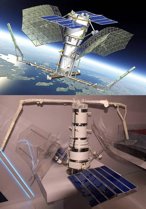 Система радиолокационной разведки «Лиана»
