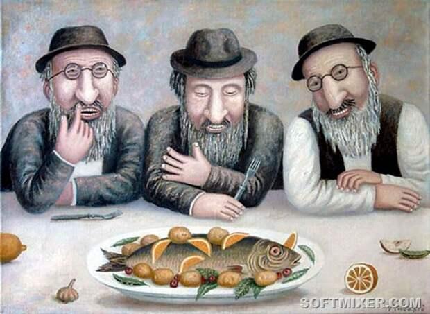 Порция доброго еврейского юмора