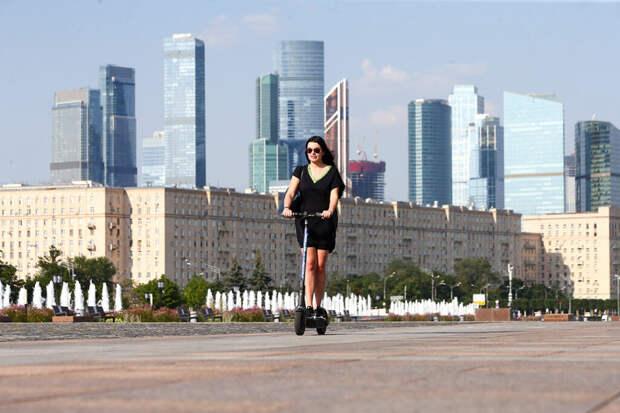 Синоптик назвал причину аномальной жары в Москве