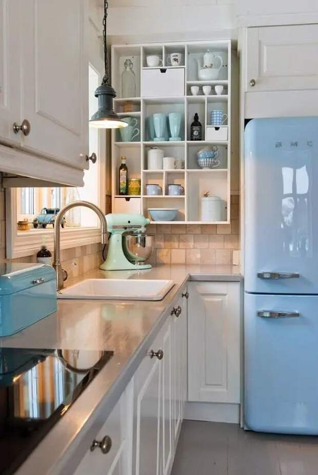 14 крутых аксессуаров пастельных тонов, которые навсегда изменят вашу кухню
