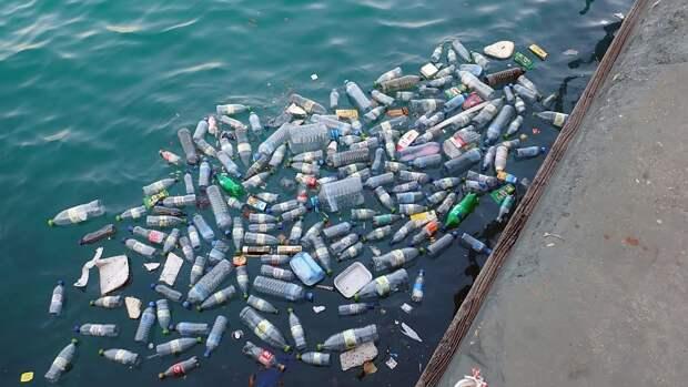Страны «Большой двадцатки» решили свести к нулю загрязнение океана пластиком