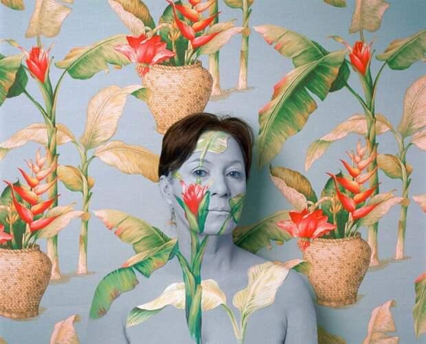 Арт проект фотографа Cecilia Paredes (трафик)