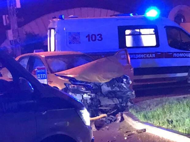 Подробности ДТП с погибшим шеф-поваром: таксист-виновник упал в обморок