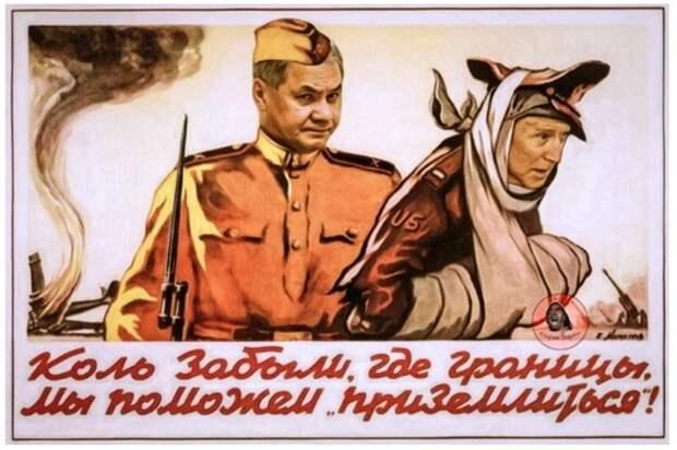 Стандарты НАТО и сержант Петренко: «Иди сюда – стой там!»