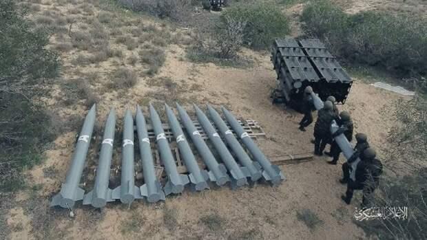 ХАМАС заявил, что готов прекратить обстрелы Израиля