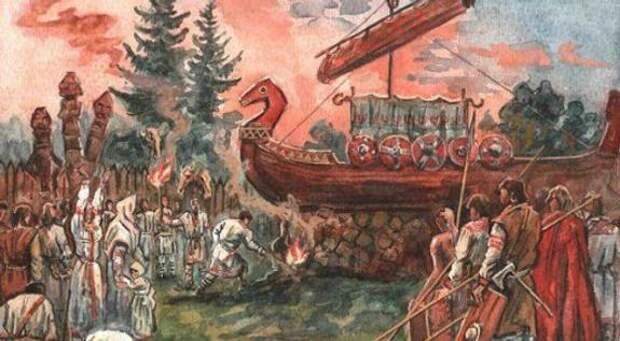Загадка праславянского языка элиты древней Индии