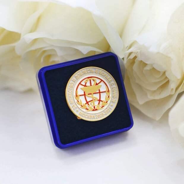 Врачей больницы на Писцовой наградили за борьбу с коронавирусом