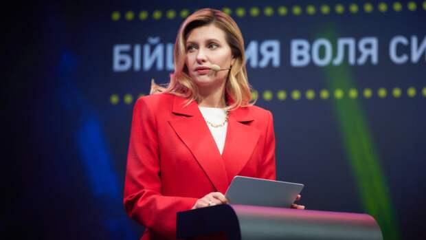 Жена Зеленского осудила сравнение «Папика» с липецкой фабрикой Порошенко