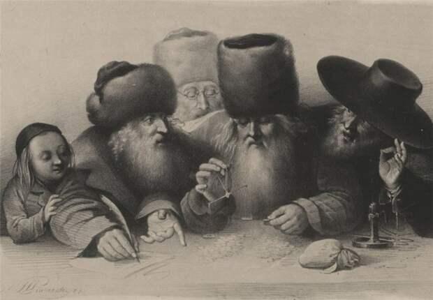 Как евреи оказались на русской земле