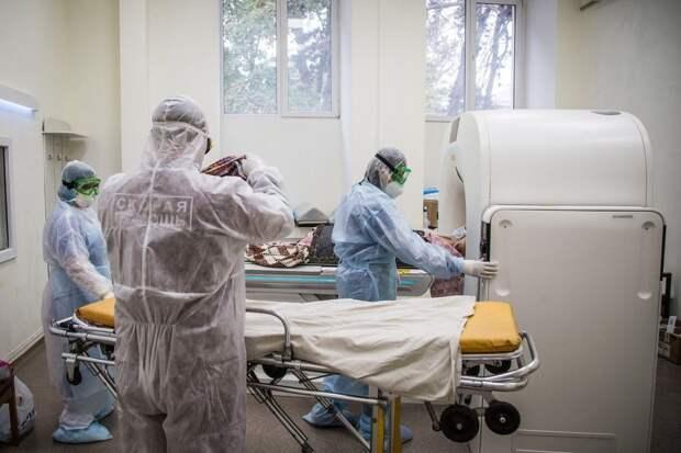 Коронавирус в Крыму: плюс 98 заболевших за сутки