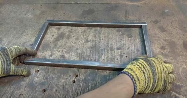 Самоделка для дачи: переносная катушка для поливочного шланга