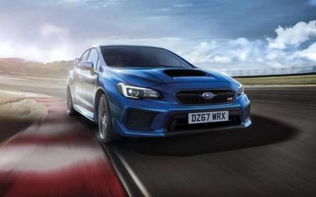 Subaru прощается с WRX STI - представлена финальная спецсерия