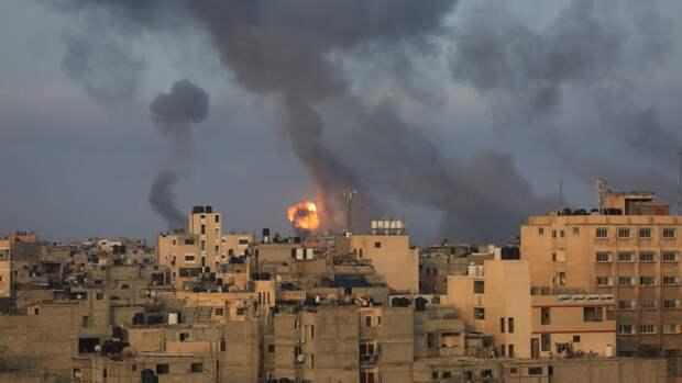 Бойцы ХАМАС заявили о нанесении удара по израильскому химзаводу у границы с сектором Газа