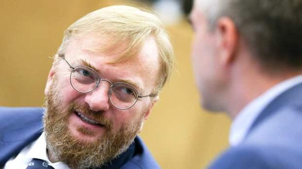 В Госдуме назвали «подлыми» и «мерзкими» провокации и фейки журналиста Дениса Короткова