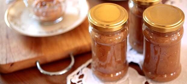 Яблочное пюре «Неженка» на зиму – рецепт
