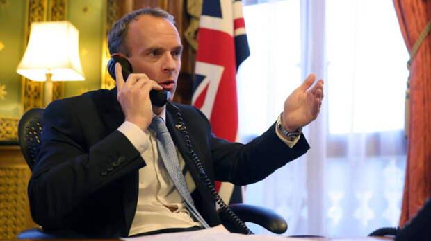 О желании улучшить отношения с Москвой заявили в Великобритании