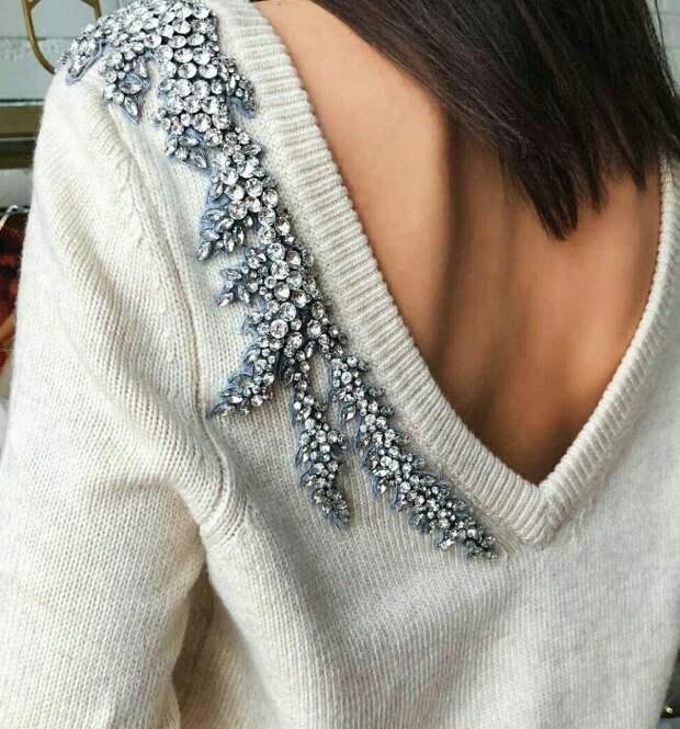 Новый старый свитер