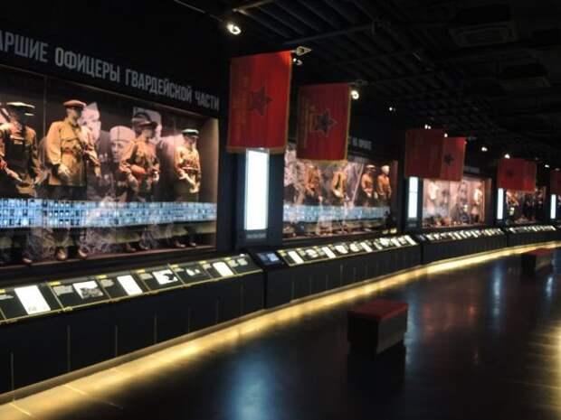 Измузея впарке «Патриот» исчезли экспонаты времен войны на12 млн рублей