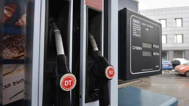 Украина и Прибалтика утаивают российское происхождение топлива на своих АЗС