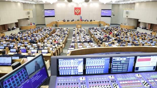 ГД приняла в I чтении инициативу о запрете участия причастных к экстремизму в выборах