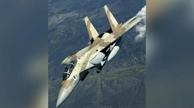 Израильская армия нанесла авиаудары по сектору Газа
