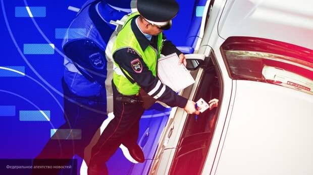 Вместо прав набор для барбекю: пьяный водитель в Кузбассе поразил ГИБДД