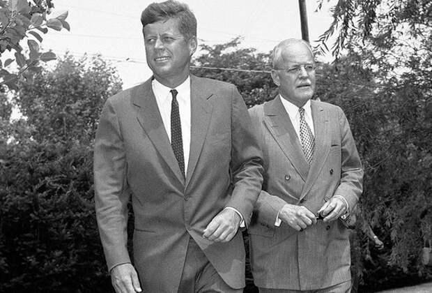 Как шеф ЦРУ Аллен Даллес планировал победить СССР