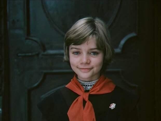 Кадр из фильма «Гостья из будущего»