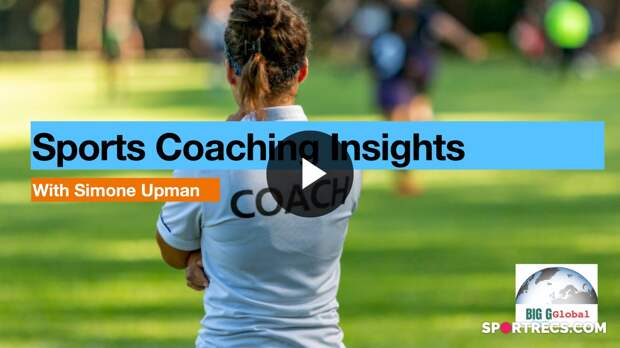 Sports Coaching Insights with Simone Upman