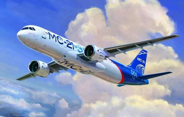 Западу не удастся задушить наше самолётостроение – Путин