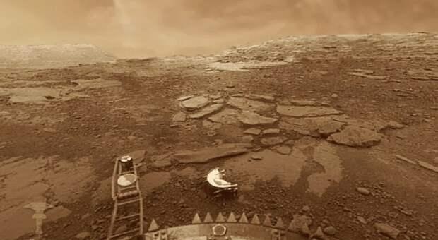 Советские зонды могли занести жизнь на Венеру?
